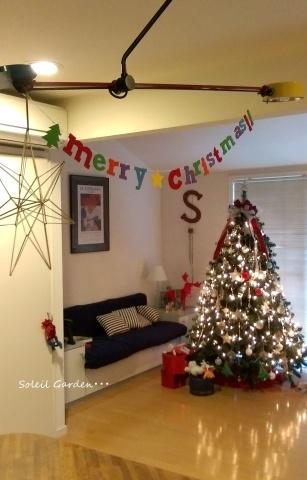 ◆クリスマスホームパーティ_e0154682_00174638.jpg