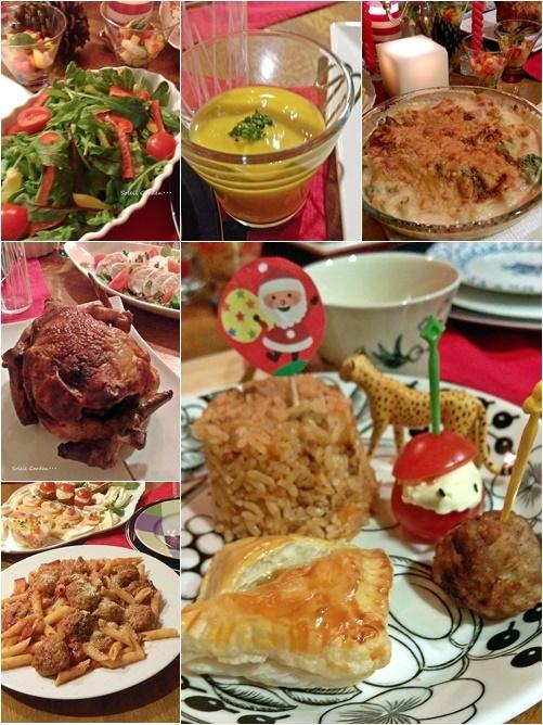 ◆クリスマスホームパーティ_e0154682_01060409.jpg