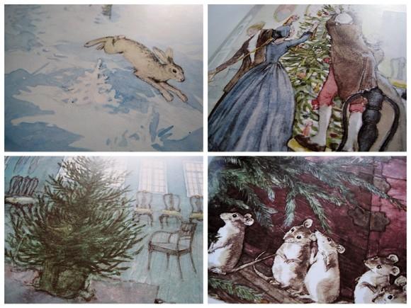 Book:スベン・オットー画の「もみの木」_c0084183_7242324.jpg