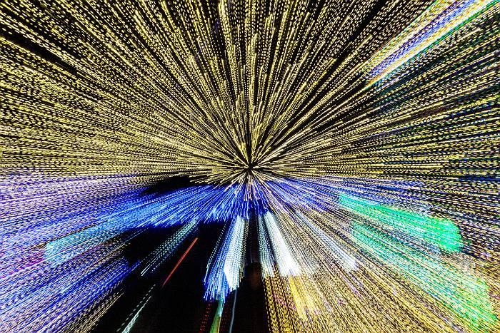 イルミネーション、 名付けて 「夜空のアート」 ?_c0077395_19302138.jpg