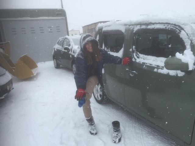 12月26日(火)☆TOMMYアウトレット☆あゆブログ(*´∀`)b 大雪注意報(゜o゜)自社ローン&ローンサポート_b0127002_17301185.jpg