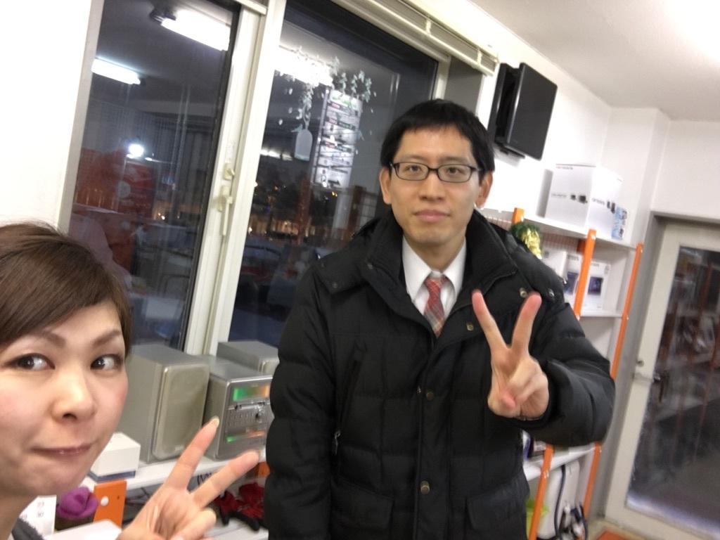 12月26日(火)☆TOMMYアウトレット☆あゆブログ(*´∀`)b 大雪注意報(゜o゜)自社ローン&ローンサポート_b0127002_18123467.jpg