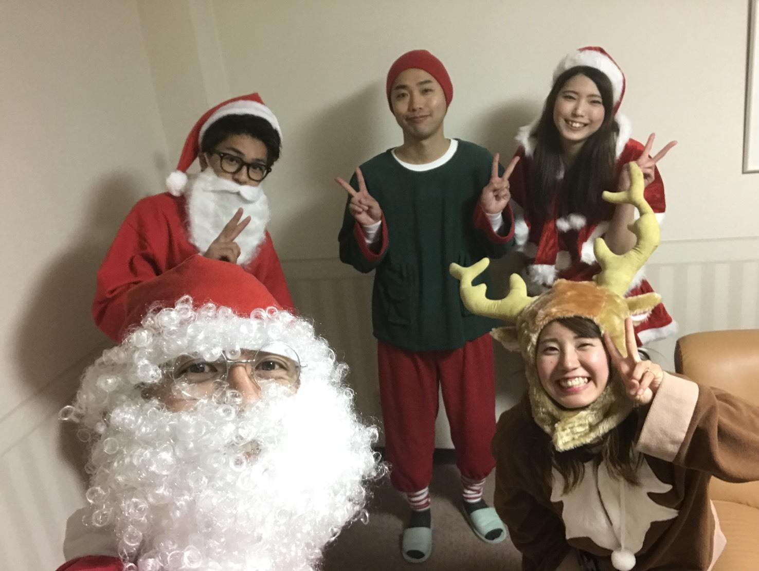 12月27日(水)トミーベース カスタムブログ☆LS600撮影開始!!サンタは大忙し!_b0127002_22595748.jpg