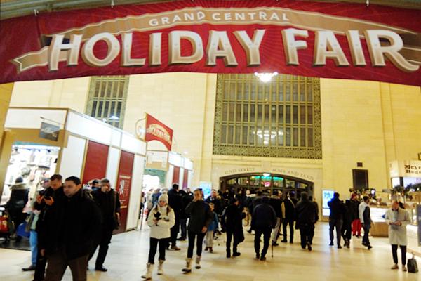 NYグランド・セントラル駅のホリデー・フェア2017_b0007805_915229.jpg