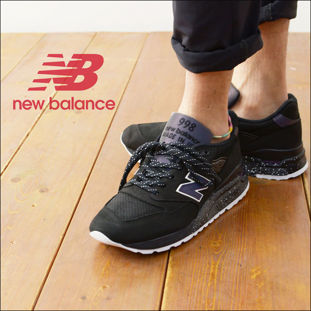 New Balance[ニューバランス] MADE IN USA M998 ABK [BLACK] MEN\'S_f0051306_18384915.jpg