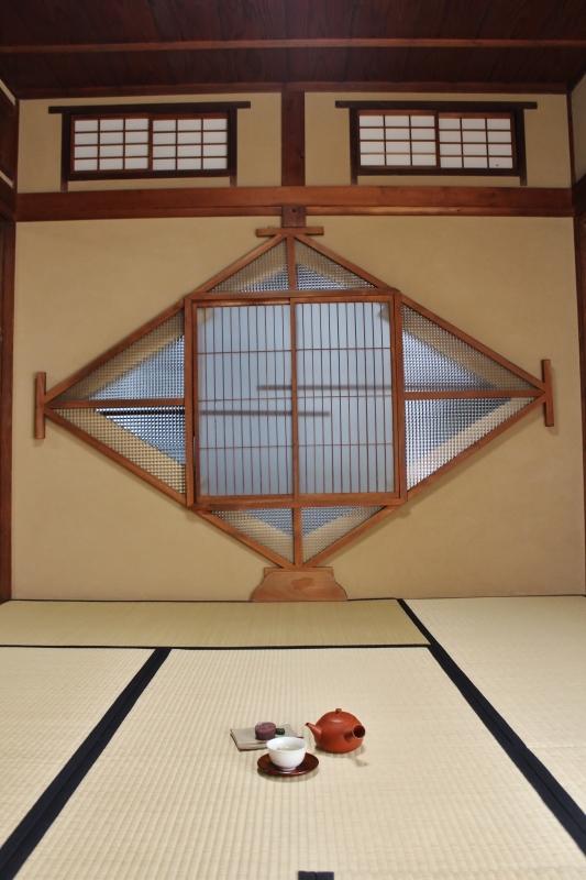 喜楽亭で楽しむ おいしい日本茶 十二月_b0220318_22465692.jpg