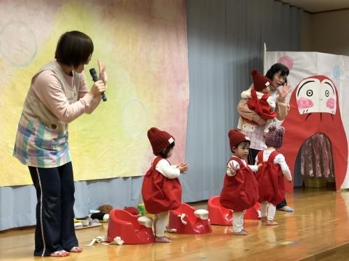 『日和田保育所 クリスマスお遊戯会』_f0259324_11575853.jpg