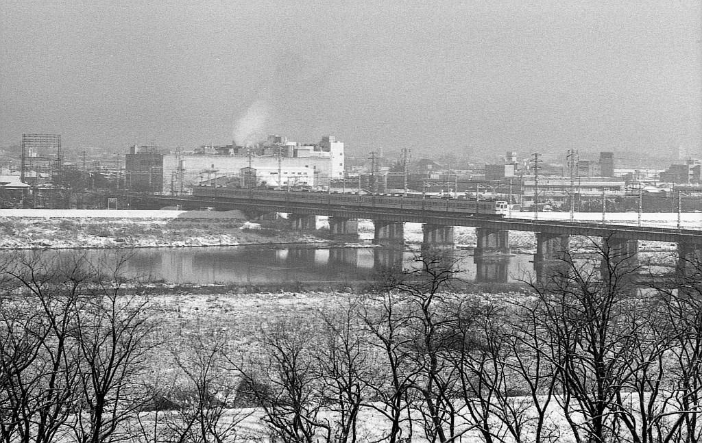30年前の京王6000雪景色_f0203926_223658.jpg