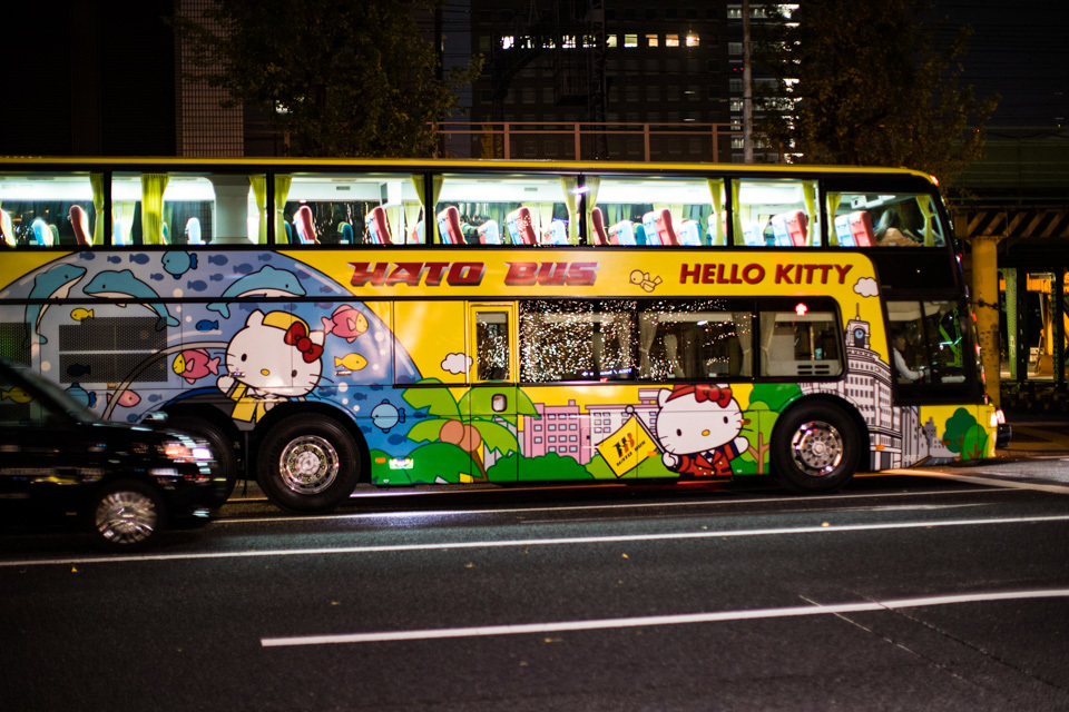 Bus    ・・・はろ〜・・・_f0333031_06001713.jpg