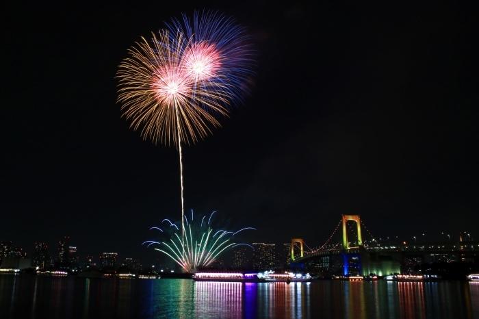 【お台場レインボー花火2017】_f0348831_23170233.jpg