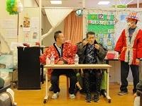 クリスマス会_e0163042_15044710.jpg