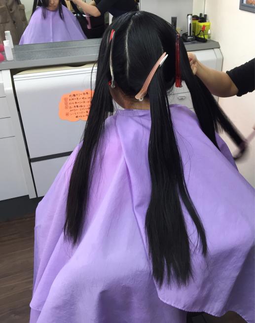 ヘアドネーション☆_f0183846_16563822.jpg