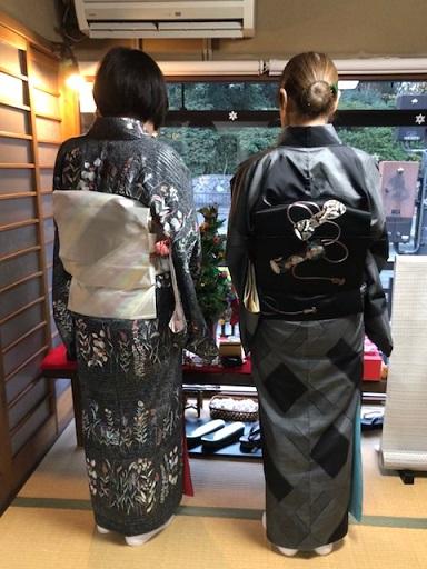 師走の京都のお客様・エルメスカラーのダックス帯揚。_f0181251_18172857.jpg
