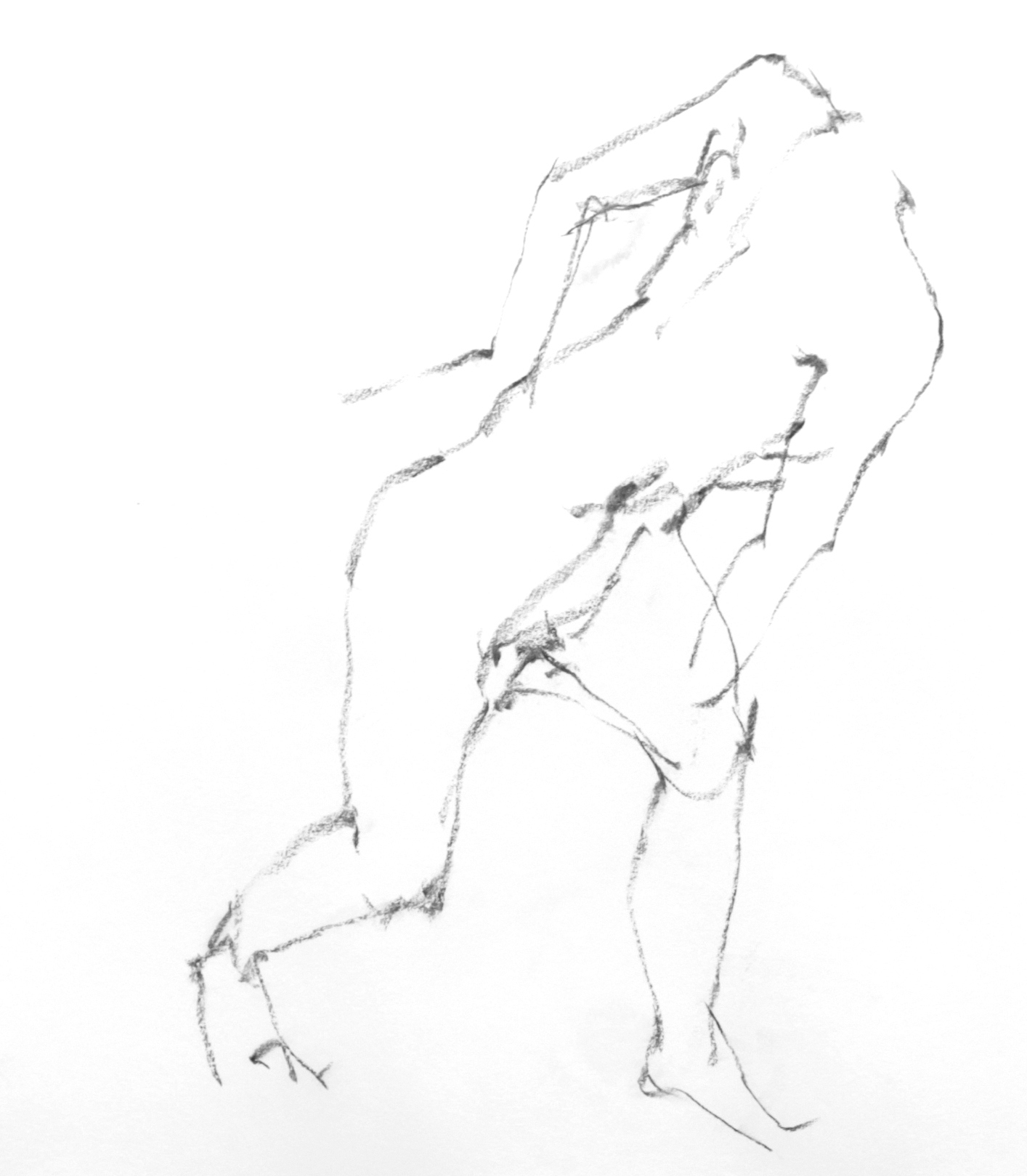 《 師走十二月の ― croquis・drawing・dessin・sketch・esquisse ― 10》_f0159856_20222857.jpg