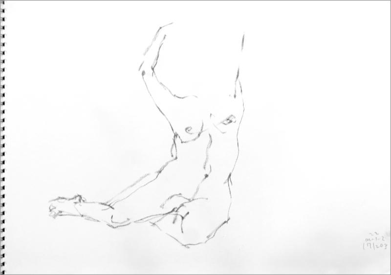 《 師走十二月の ― croquis・drawing・dessin・sketch・esquisse ― 10》_f0159856_20231116.jpg