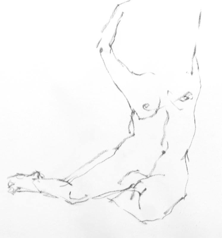《 師走十二月の ― croquis・drawing・dessin・sketch・esquisse ― 10》_f0159856_20233245.jpg