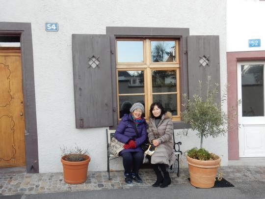 '17,12,26(火)⑯最終日のスイスのバーゼル街歩き!_f0060461_11295702.jpg