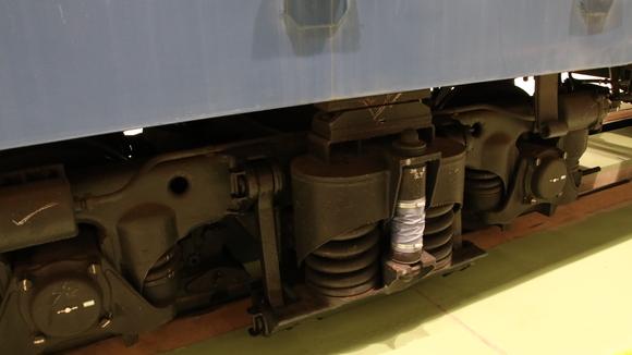 京都鉄道博物館 クルクモル 展示_d0202264_3571275.jpg