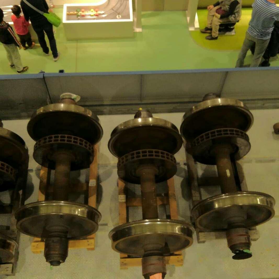 京都鉄道博物館 クルクモル 展示_d0202264_401897.jpg