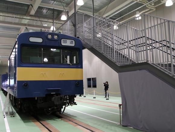 京都鉄道博物館 クルクモル 展示_d0202264_413571.jpg