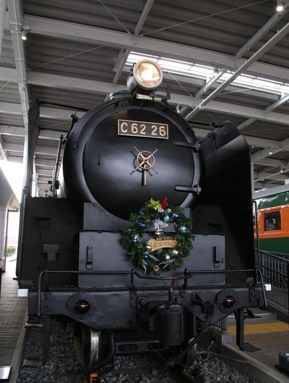 京都鉄道博物館 クリスマスバージョン _d0202264_475848.jpg