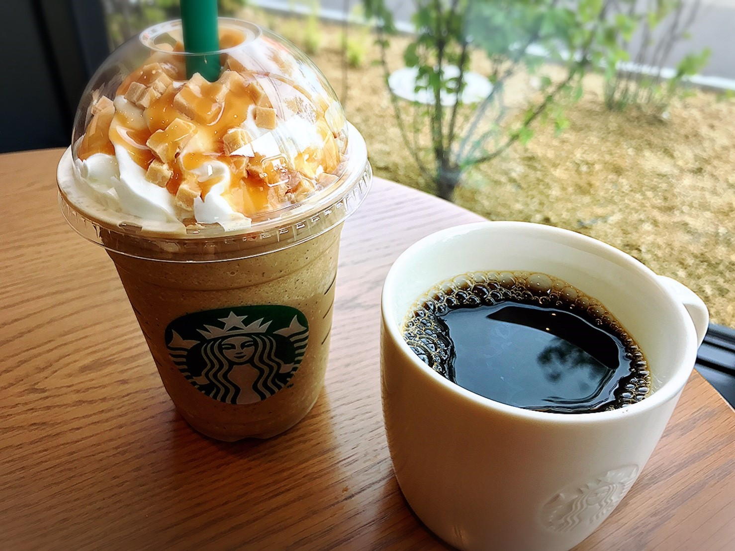 STARBUCKS COFFEE/札幌市 清田区_c0378174_21261051.jpg