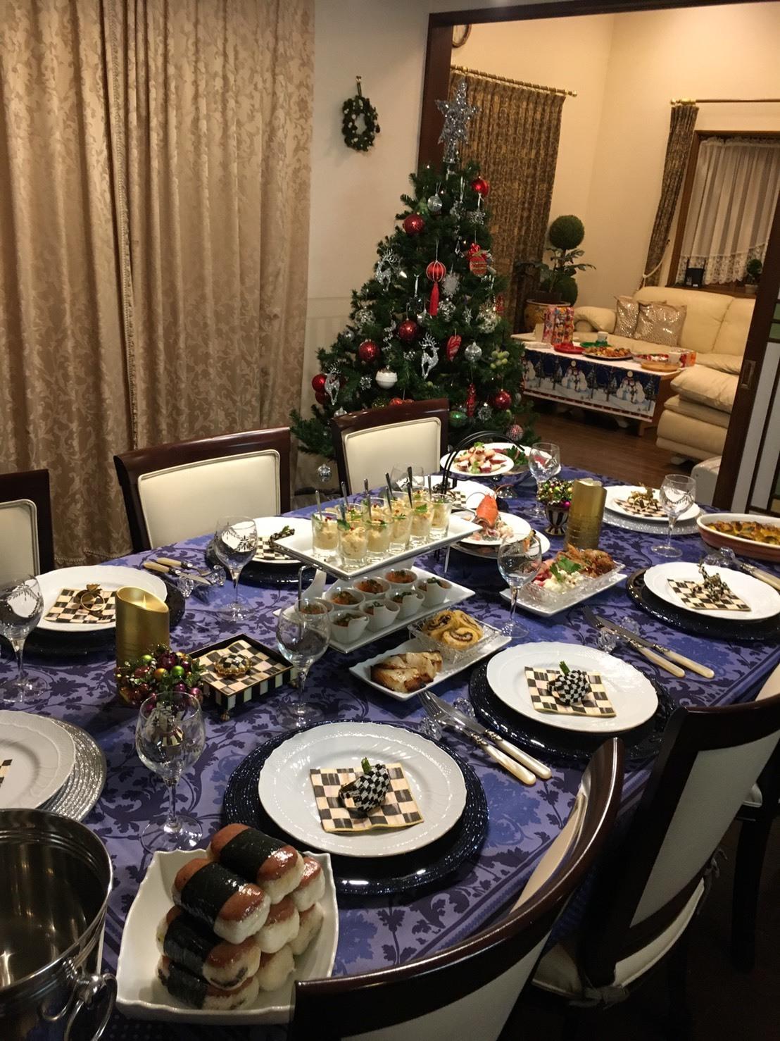 H邸のクリスマス2019_c0366777_00180001.jpg