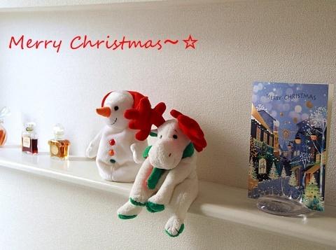 ◆街はクリスマス★_e0154682_01092483.jpg