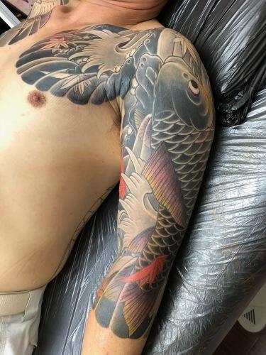 TATTOO、タトゥー、刺青、兵庫県、神戸市_c0173293_21581082.jpg