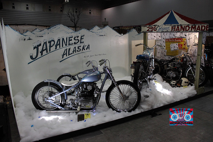 『 26th YOKOHAMA HOT ROD CUSTOM SHOW 』エントリーのモーターサイクル 4_e0126901_13384604.jpg