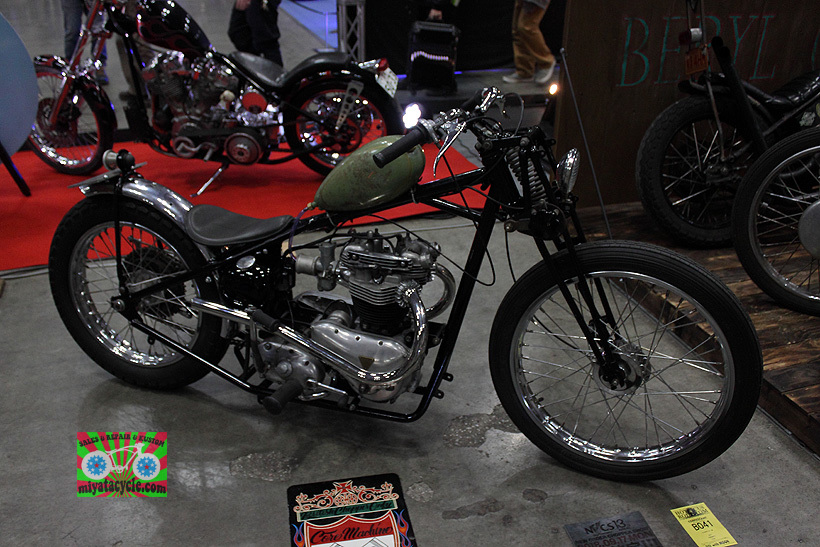 『 26th YOKOHAMA HOT ROD CUSTOM SHOW 』エントリーのモーターサイクル 4_e0126901_13390320.jpg