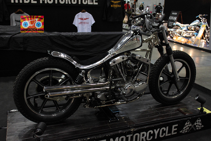 『 26th YOKOHAMA HOT ROD CUSTOM SHOW 』エントリーのモーターサイクル 4_e0126901_13392257.jpg