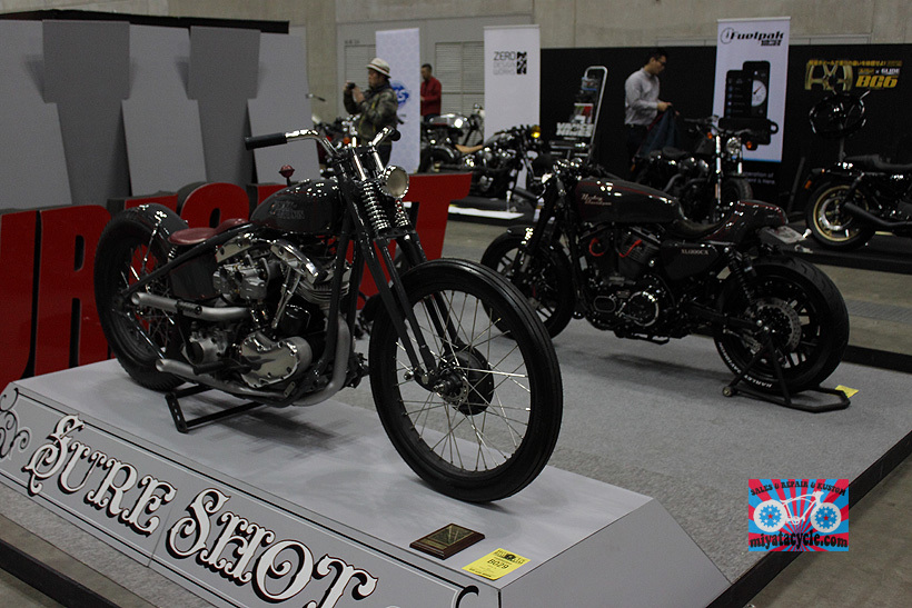 『 26th YOKOHAMA HOT ROD CUSTOM SHOW 』エントリーのモーターサイクル 4_e0126901_13392849.jpg