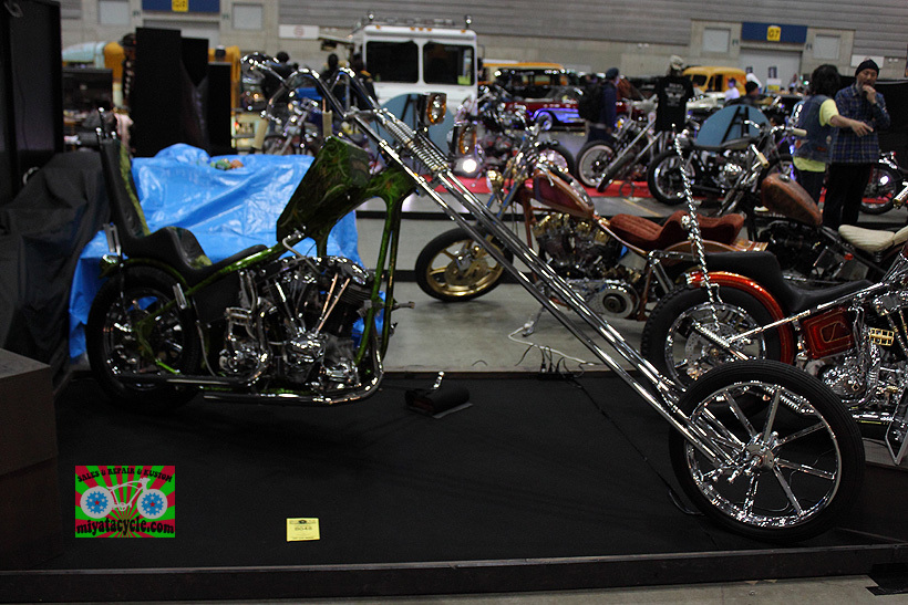 『 26th YOKOHAMA HOT ROD CUSTOM SHOW 』エントリーのモーターサイクル 4_e0126901_13393273.jpg
