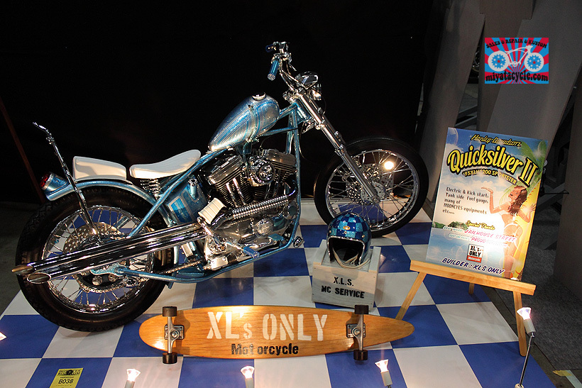 『 26th YOKOHAMA HOT ROD CUSTOM SHOW 』エントリーのモーターサイクル 4_e0126901_13394099.jpg