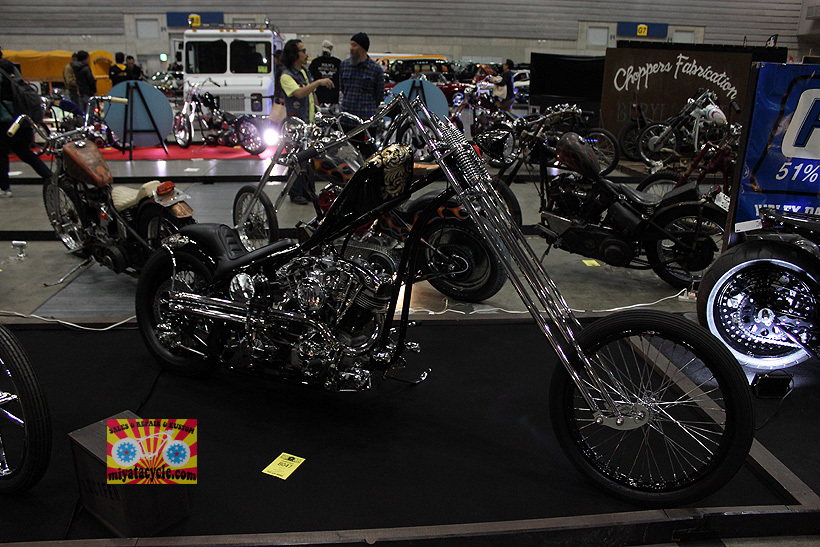 『 26th YOKOHAMA HOT ROD CUSTOM SHOW 』エントリーのモーターサイクル 4_e0126901_13394804.jpg