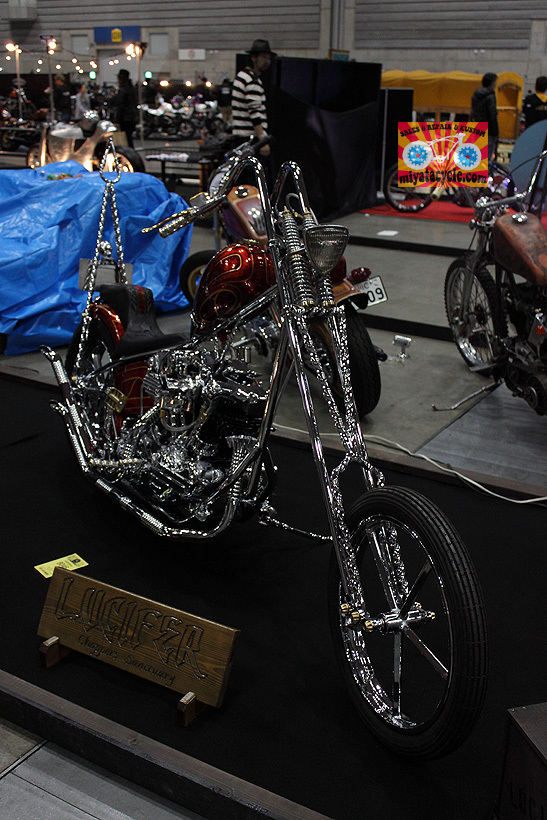 『 26th YOKOHAMA HOT ROD CUSTOM SHOW 』エントリーのモーターサイクル 4_e0126901_13395561.jpg