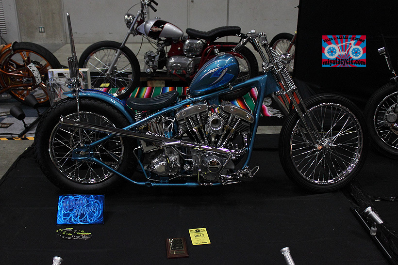 『 26th YOKOHAMA HOT ROD CUSTOM SHOW 』エントリーのモーターサイクル 4_e0126901_13403486.jpg