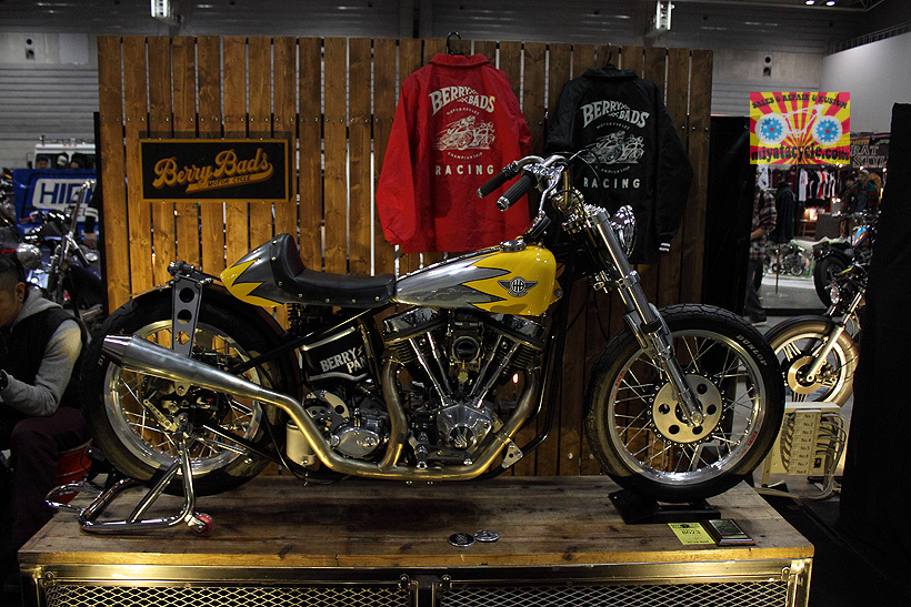 『 26th YOKOHAMA HOT ROD CUSTOM SHOW 』エントリーのモーターサイクル 4_e0126901_13403966.jpg