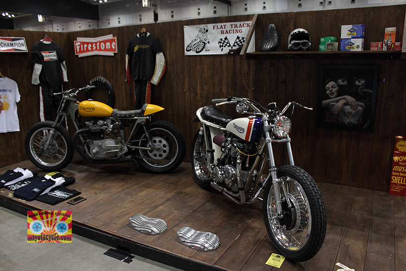 『 26th YOKOHAMA HOT ROD CUSTOM SHOW 』エントリーのモーターサイクル 4_e0126901_13410144.jpg