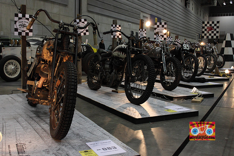 『 26th YOKOHAMA HOT ROD CUSTOM SHOW 』エントリーのモーターサイクル 4_e0126901_13412476.jpg