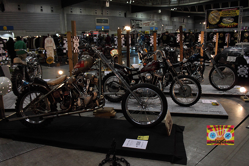 『 26th YOKOHAMA HOT ROD CUSTOM SHOW 』エントリーのモーターサイクル 4_e0126901_13412702.jpg