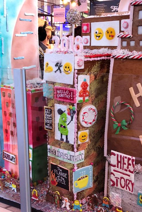 お菓子の家でタイムズ・スクエアを再現?!_b0007805_2224615.jpg