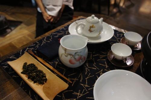 【台湾旅行記⑮ 茶芸館 回留】_f0215714_16294932.jpg