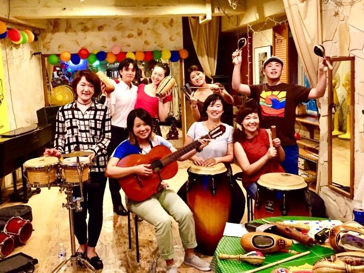 鳴るほど!愉しい!キューバ音楽ワークショップ東京5月編_a0103940_05211778.jpeg