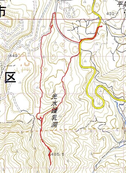平尾台探検・・ラクダ山_e0164643_21024588.jpg