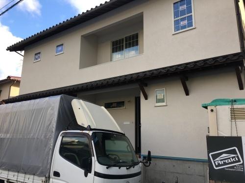 「素朴な風合いプロバンススタイルの家」@内灘_b0112351_17005178.jpeg