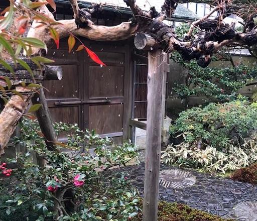 人見敏男さんの着物・クリスマス帯のお客様・家の片づけ_f0181251_174002.jpg