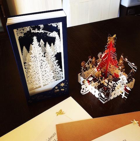 クリスマスプレゼントに雪の結晶が届きました☆_f0089355_00012417.jpg