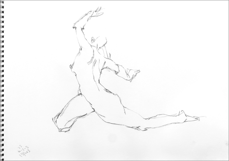 《 師走十二月の ― croquis・drawing・dessin・sketch・esquisse ― 10》_f0159856_06382972.jpg